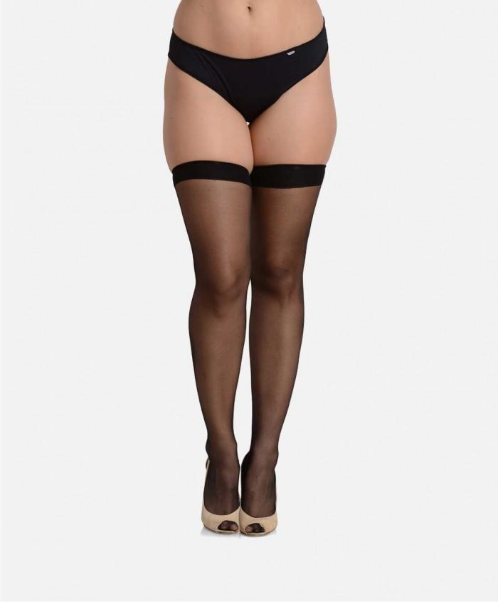 mod-shy-sheer-black-solid-socks-stockings-mst06